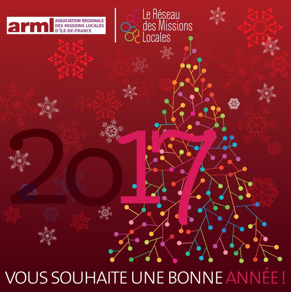 concours carte de voeux 2019 - arml-idf