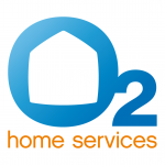 Logo O2 home services